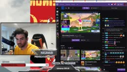 Hasan reaction video to gamer NINJA shatting himself