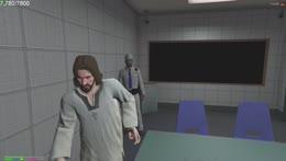 Koil Jesus Escapes w/ Gun