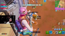 I Killed Brendon Urie in Fortnite Omegalul :D