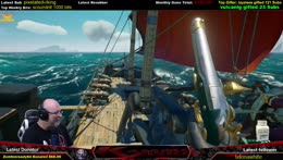 Megalodon+sea+of+thieves+jump+scare%21+HILARIOUS%21