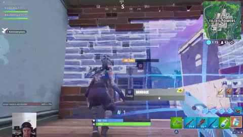 Tilted snipe HUNTINGG