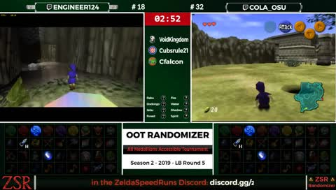 zeldaspeedruns2   Most Viewed - Month   LivestreamClips
