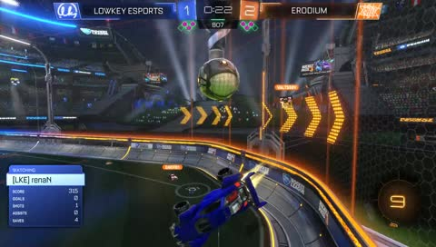 THIS IS ROCKET LEAGUE