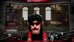 ok DrDisrespect gives the PowerHouseG an excited shoutout ! LOL