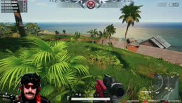 Doc watches VSNZ drown to death!  Doesn't help!  RIP