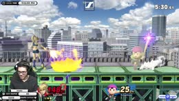 the most smash ultimate zss string