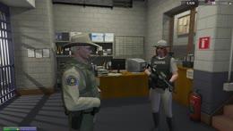 cops ready for prison break before prison break