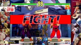 Max with the parries