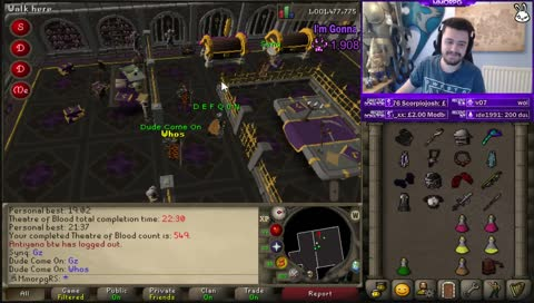 TOB COMPLETED