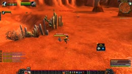 Strafing (Classic WoW Beta)