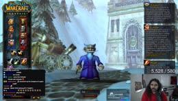 Esfand makes a Gnome Mage!