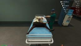 Edna's hospitalized monkaS