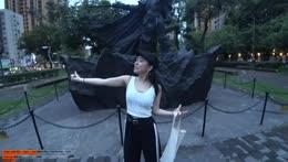 WoW Statue in Taiwan POG