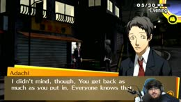 Adachi Best Character