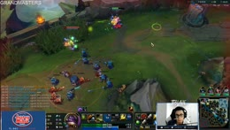TWO TIMES YOUR MID LANER IS A TOP LANER