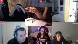 girl reveals her crazy side on rajj show