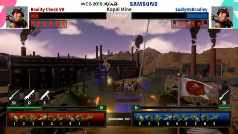 Wcg 2019 Games