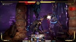 Steve and Tekken 3's intro... Again