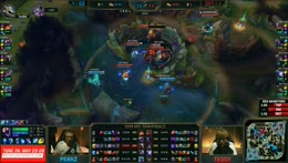 Game 4 - 2 inhibs down? No problem.
