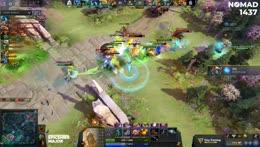 Ridonks+teamfight+between+OG+and+Alliance