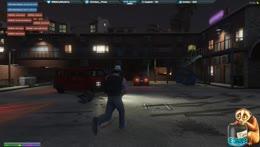 Apartment shooting