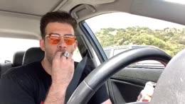 Hasan have a sports car not good praxis
