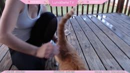 Luna, The Animal Whisperer