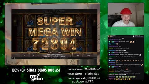 25.500x Huge win