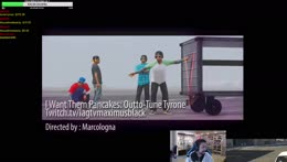 BRENDA PANCAKE MV BY COP KILLA RECORD TYRONE