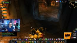 Cdew gets ganked in Scarlet Monastery