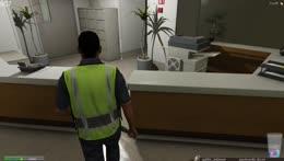Jordan the Receptionist