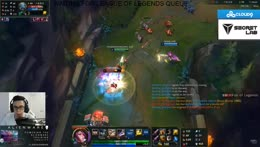 Noobs want Fiora W to block towers