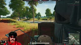 Doc gets an amazing grenade kill and is super impressed with himself!