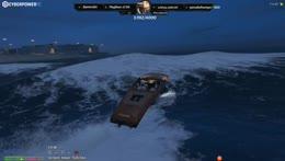 Tony's glorious boat tour