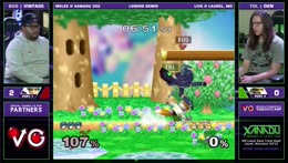 Mario invisible ceiling edgeguard
