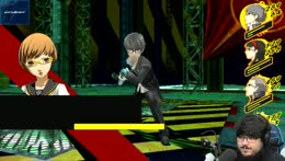 Chie's Hit and Run (Cavalry Attack)