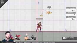 So+Falcon+has+a+0+to+death+on+Olimar%21