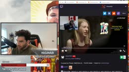 Hasan setting trends on Twitch