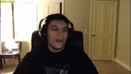 Train's reaction to Alinity's ban.