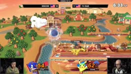 Spring extending the hitbox duration lmao