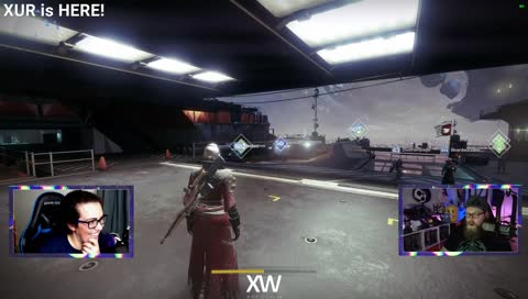 XUR LOCATION 5/31