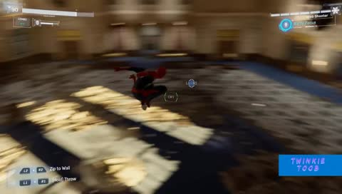 Spider-Man's mercy on Scorpion