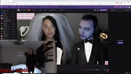 Josh (Priest btw) blesses Mizkif & QTCinderella wedding