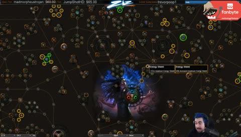 Ziz on new energy shield nodes