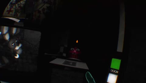Richie12232 - Foxy jumpscare