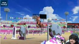 omg mario riding a fcking horse