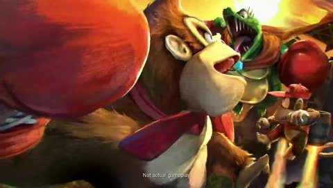 BANJO AND KAZOOIE ARE RARING TO GO