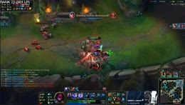 That's how you play league..