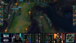 RGE Vander's perfectly-timed Taric ult