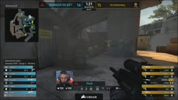 MINISE takes down three to wrap up the map